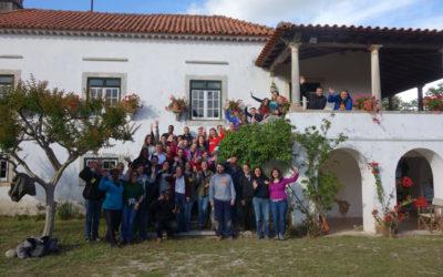 Acampamento e Caminhada Internacional pela Mudança