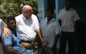 Projeto de apoio a criação do próprio emprego no Siri Lanka
