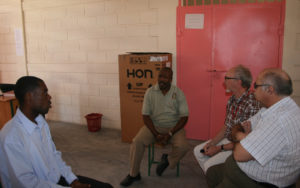 Encontro com responsáveis da Cáritas no Haiti @ Cáritas Portuguesa