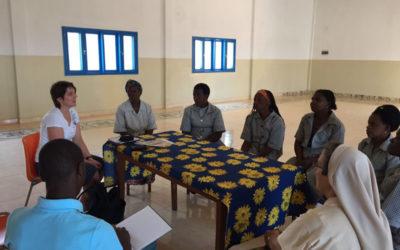 Missão de Monitorização e Avaliação na Província do Niassa