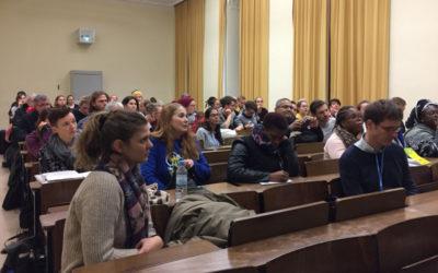 Histórias de Mudança apresentadas na COP23 em Bona, Alemanha