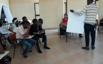 Mosaiko facilita formação sobre Desenvolvimento e Direitos Humanos no ICRA