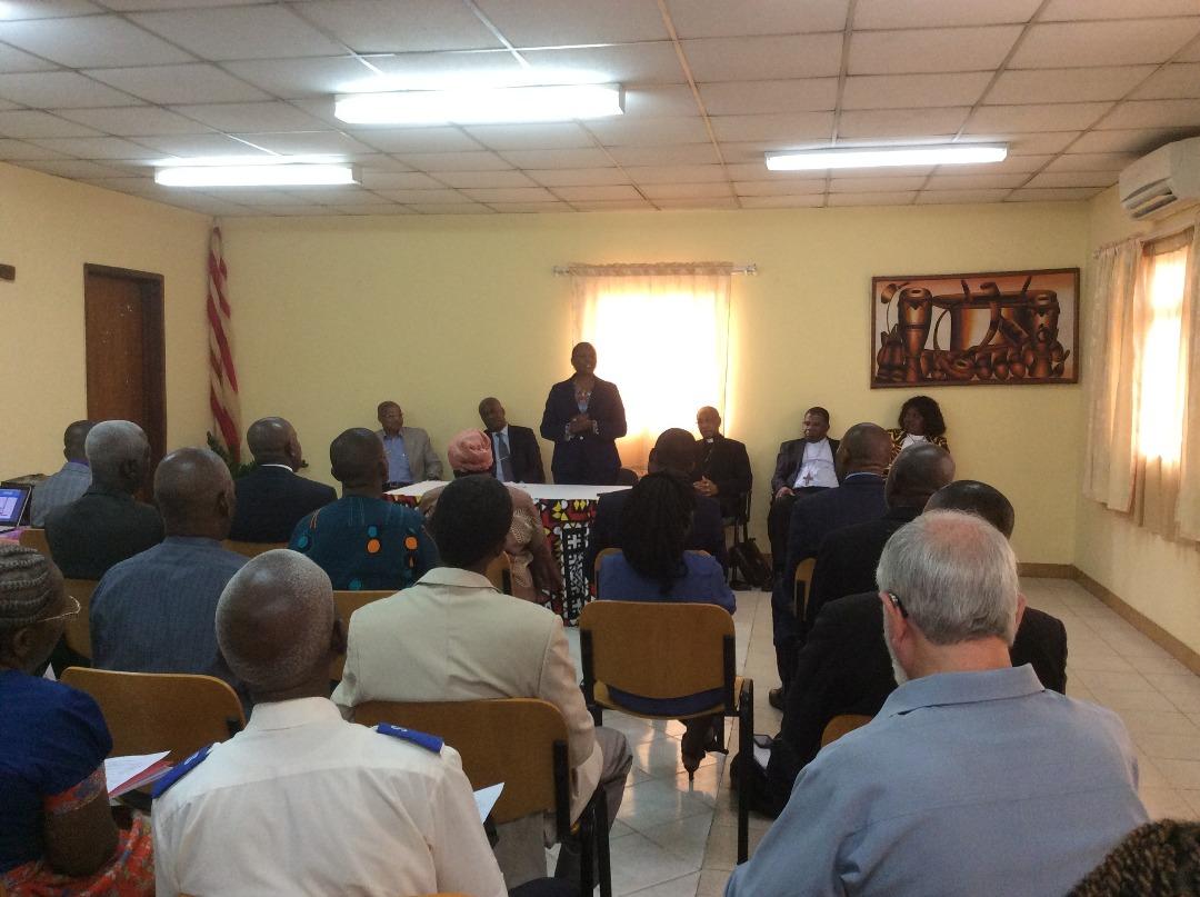 CA_AO_CA Lusófonas_Encontro na DGCA sobre cooperação entre Igrejas Cristãs e MINSA com CEAST e Ministra da Saúde_201804 (80)