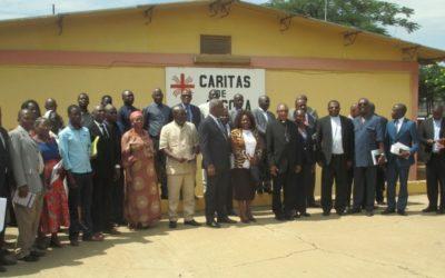 Dia Mundial da Saúde assinalado na Caritas de Angola