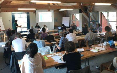 FEC participa em Fórum sobre Voluntariado para a Cooperação na Suiça
