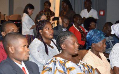 Apresentação do Projeto Promoção da Advocacia de Políticas Públicas Inclusivas em Angola