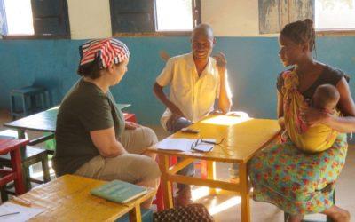 Escola Superior de Educação Paula Frassinetti visita projeto em Moçambique