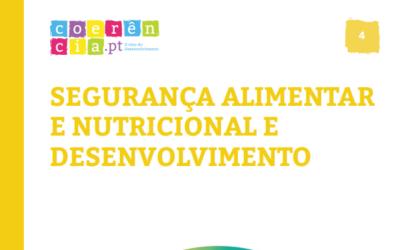 SEGURANÇA ALIMENTAR E NUTRICIONAL E DESENVOLVIMENTO