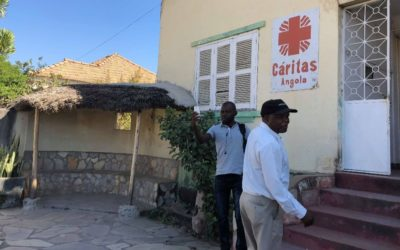 1º Encontro das Caritas da Região Sul de Angola