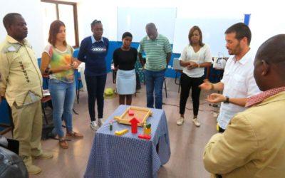Organizações da Sociedade Civil a desenvolver projetos na área do Desenvolvimento da Primeira Infância reunidas em Moçambique