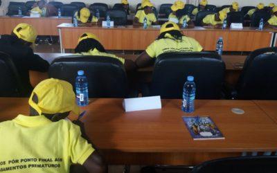 FEC participa na VIII Sessão do Parlamento Infantil no Niassa