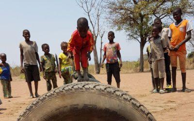 Criação de Recreios nas Escolinhas Comunitárias do Niassa