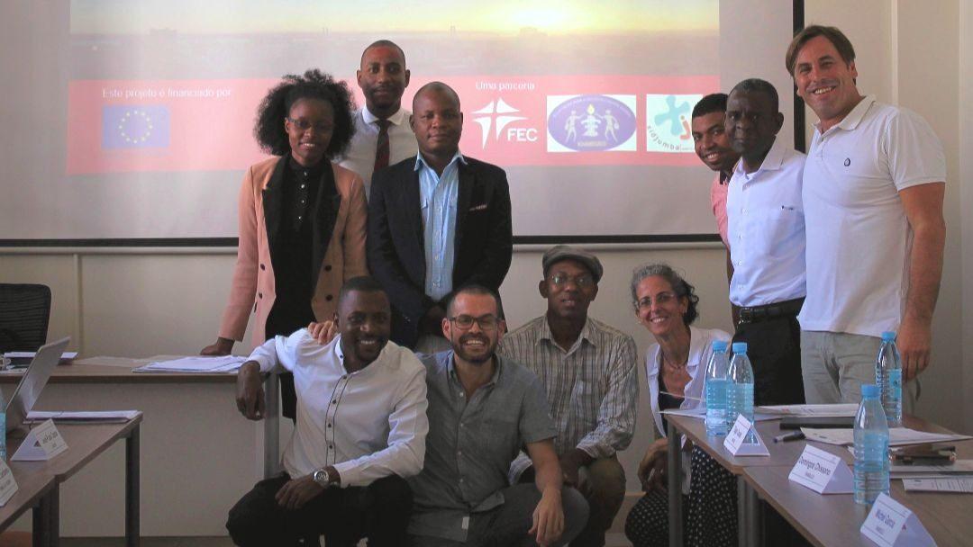 Reunião Inicial/ Workshop do Projeto Raízes e Cultur@