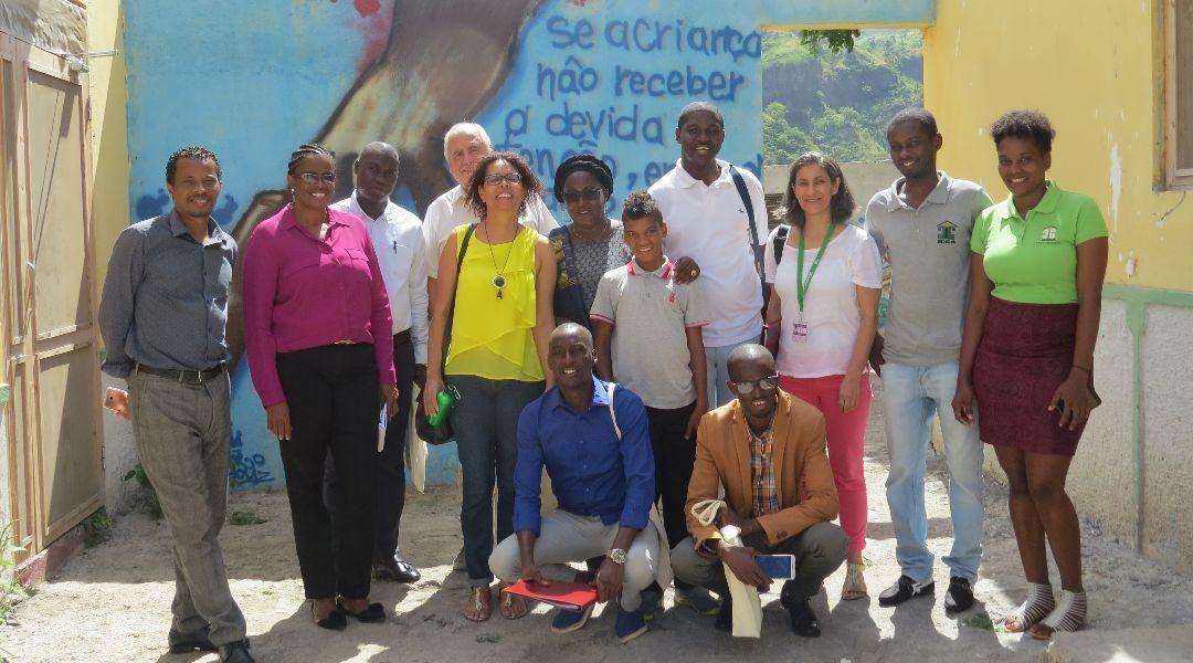 Intercâmbio de partilha de boas práticas entre Cabo Verde e Guiné-Bissau