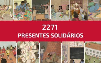 2271 Presentes Solidários angariados na edição de 2018