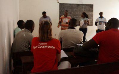 FEC inicia nível III da Formação de Formadores de Língua Portuguesa