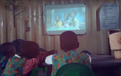 """Sessões de Visualização do Documentário """"O Dia de Amanhã"""" em Moçambique"""