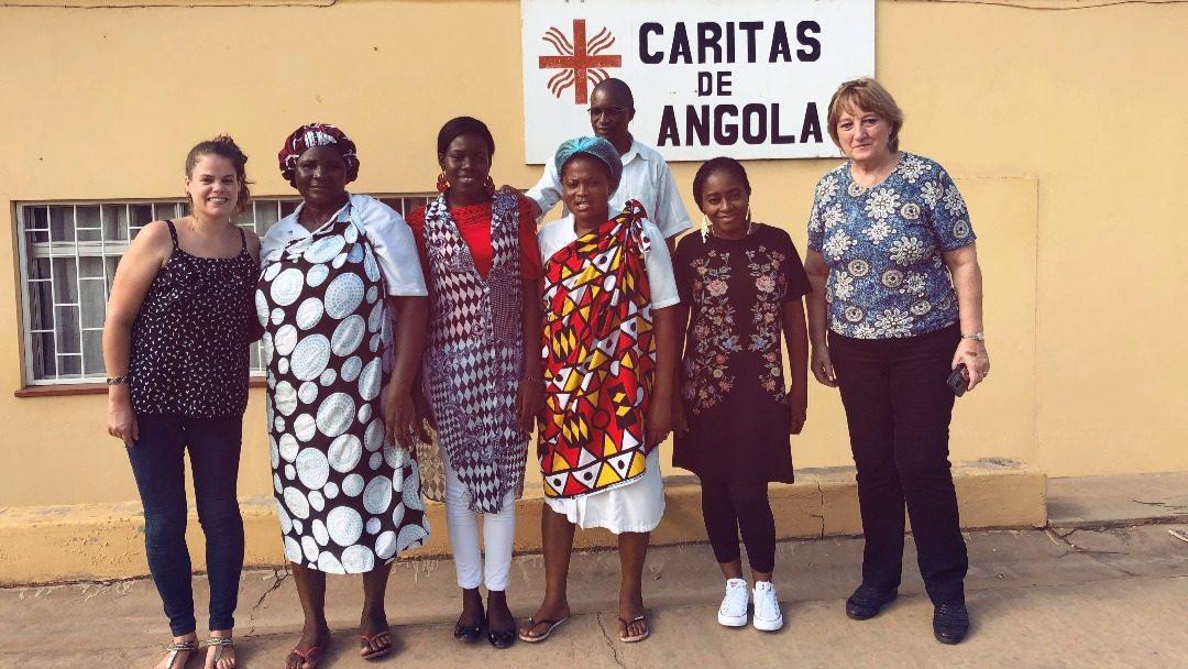 Avaliação Externa da Caritas Internationalis à Caritas de Angola