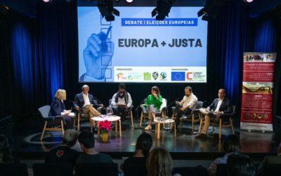 FEC reúne candidatos por uma Europa + Justa
