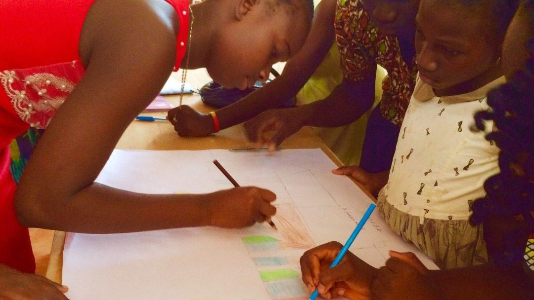 FEC inaugura o Mês da Criança com um ateliê infantil sobre Direitos