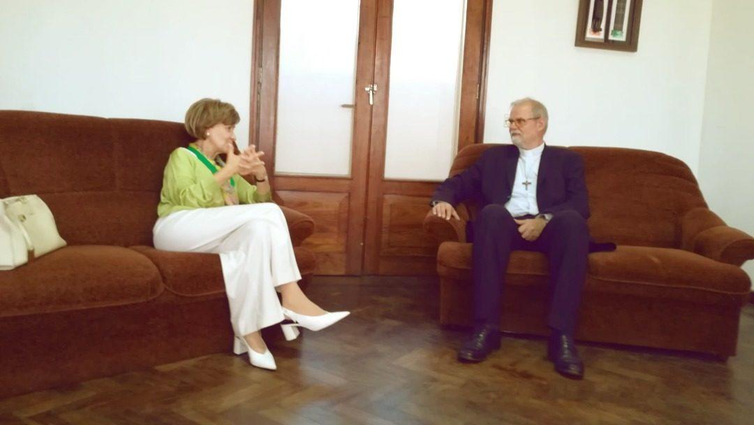 Secretária de Estado dos Negócios Estrangeiros e da Cooperação reúne com a FEC em Moçambique