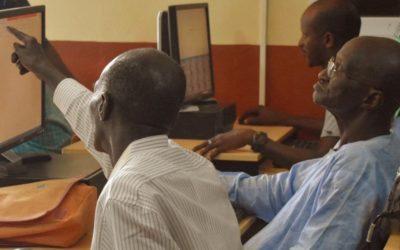 FEC da Formação em Informática aos Oficiais do Registo Civil de Gabú
