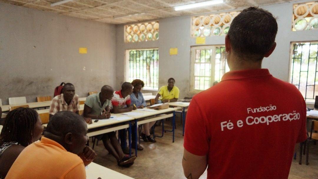 Termina o segundo ano da formação em Ensino Básico na Guiné-Bissau