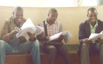 Oficinas de Educação de Infância para Pais e Encarregados de Educação em Moçambique