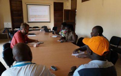 FEC organiza workshop de catalogação na Guiné-Bissau