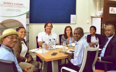 1º Workshop de Monitorização e Avaliação do Projeto Raízes e Cultur@