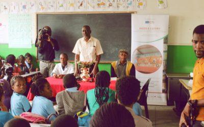 FEC lança Prémio Literário de Contos Infantis em Moçambique