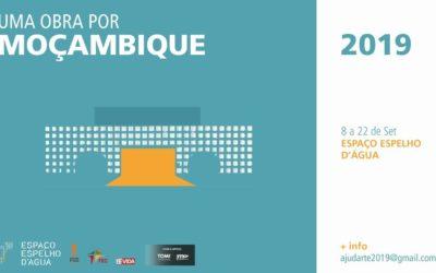 Exposição Uma Obra por Moçambique