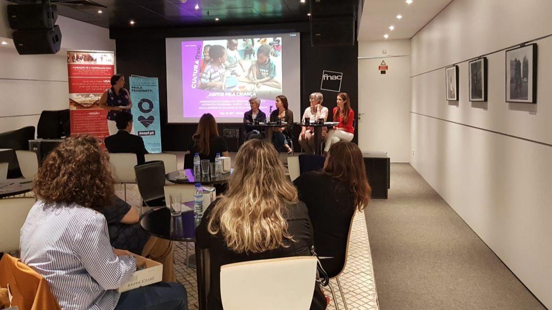 FEC lança Caderno de Orientação Pedagógica no Porto