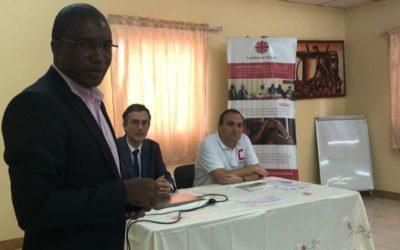 Camões, I.P. em Angola para visita ao projeto Cáritas Lusófonas em Rede