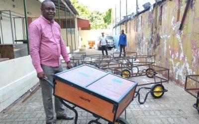 Livrotecas Móveis em Moçambique