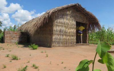 Moageira nas Escolinhas Comunitárias do Niassa