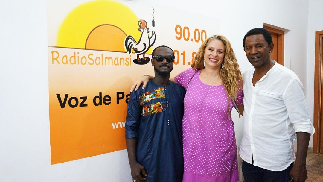 Personalidades guineenses dão voz aos Direitos da Mulher na rádio