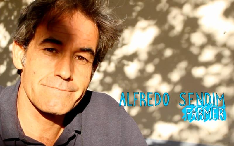 Histórias de Mudança – Alfredo Sendim