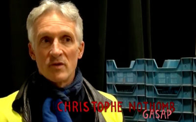 Histórias de Mudança – Christophe Nothomb – GASAP