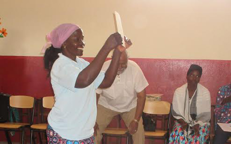 Entrega de Certificados de Formação Pedagógica do Projeto Othukumana | Juntos