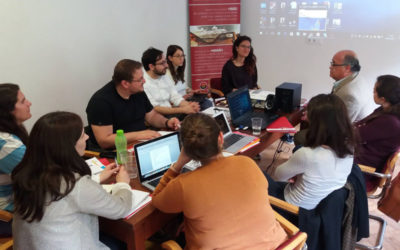 2º encontro de parceiros do projeto Easy Soft Skills