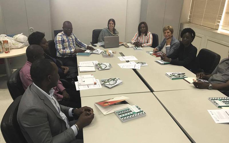 CAPSA II –Caderno de Políticas de Saúde em Angola