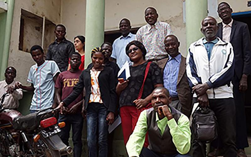 Mosaiko realiza visita de assessoria ao Núcleo de Direitos Humanos da Matala