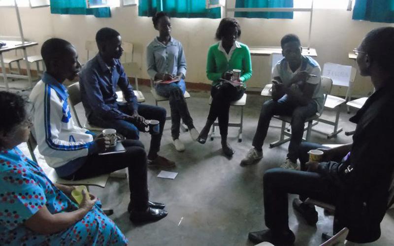 Mosaiko visita a Comissão de Justiça e Paz do Quela-Malanje