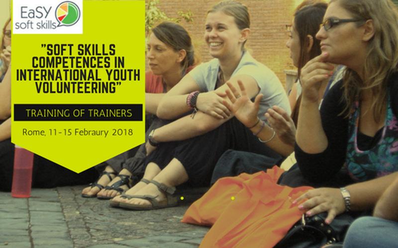 Competências transversais e voluntariado internacional – curso de formação juvenil