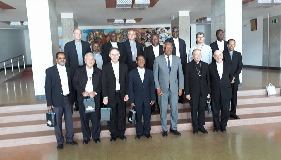 XIII Encontro dos Bispos Lusófonos em Cabo Verde