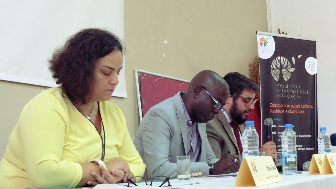 Seminário InternacionaldeEducação: PALOP e Portugal reunidos pela primeira vez na Guiné-Bissau para partilhadeexperiências