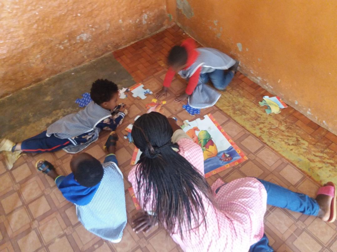 Visita de Avaliação Pedagógica Lichinga