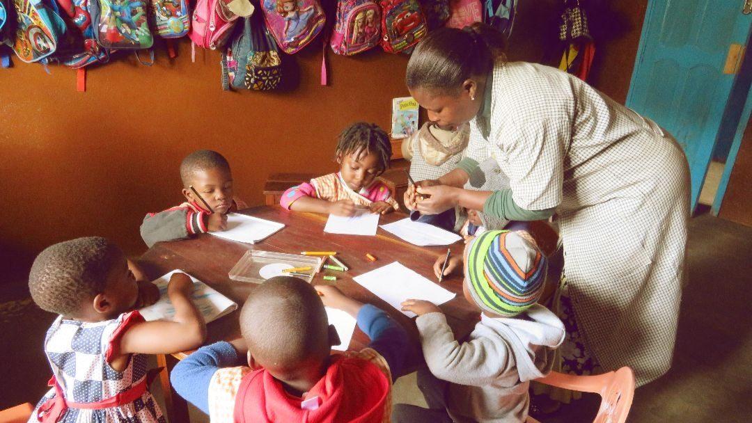 Formação e Avaliação da Prática Pedagógica nos Jardins de Infância de Lichinga