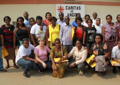 FORVIDA – Formação para a Vida | Reforço de Competências de Recursos Humanos de Saúde em Angola